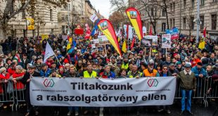Профсоюзы Венгрии угрожают всеобщей забастовкой