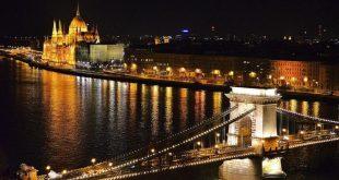 Будапешт ночью