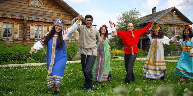 Международный летний лагерь для соотечественников «Открываем Россию вместе»