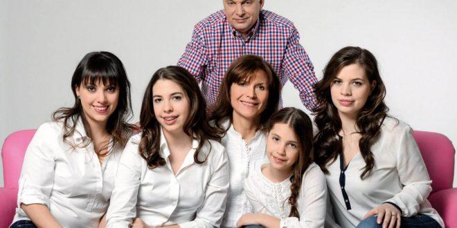 Семья премьер-министра Венгрии