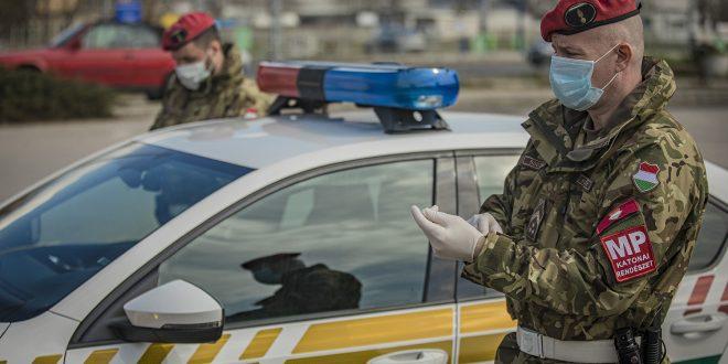Вооружённые силы Венгрии в борьбе с эпидемией коронавируса